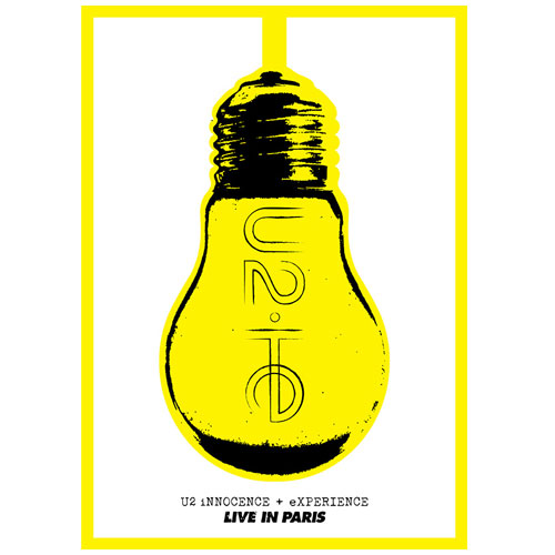 U2: iNNOCENCE + eXPERIENCE, Live In Paris Digital (Deluxe)