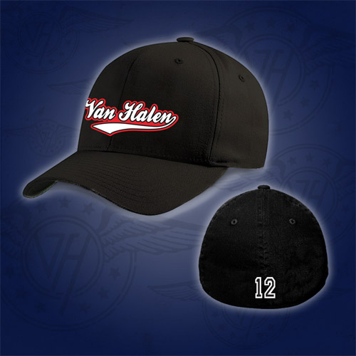 Van Halen Fitted Hat