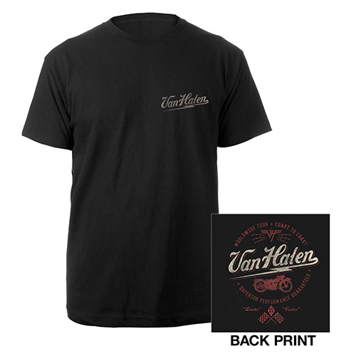 Van Halen Superior Performance Tee