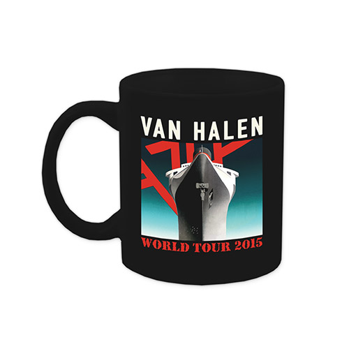 World Tour 2015 Ship Mug