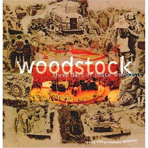 Woodstock: Three Days of Peace & Music [BOX SET]