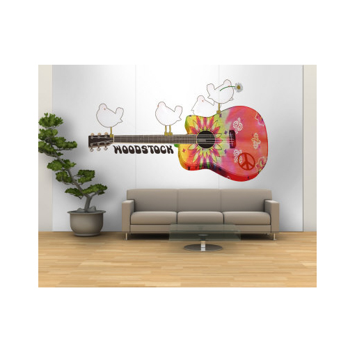 Woodstock Wall Mural from AllPosters.com