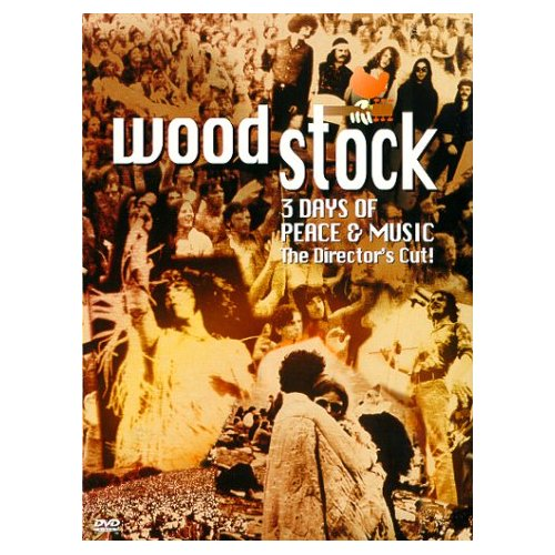 Woodstock - 3 Days of Peace & Music (The Director's Cut) (1970)