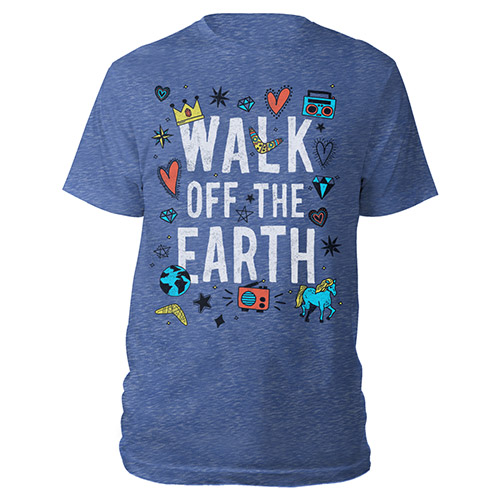 Walk Off The Earth T-shirt