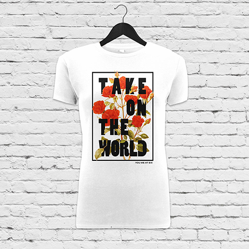 YMAS Take On The World Babydoll