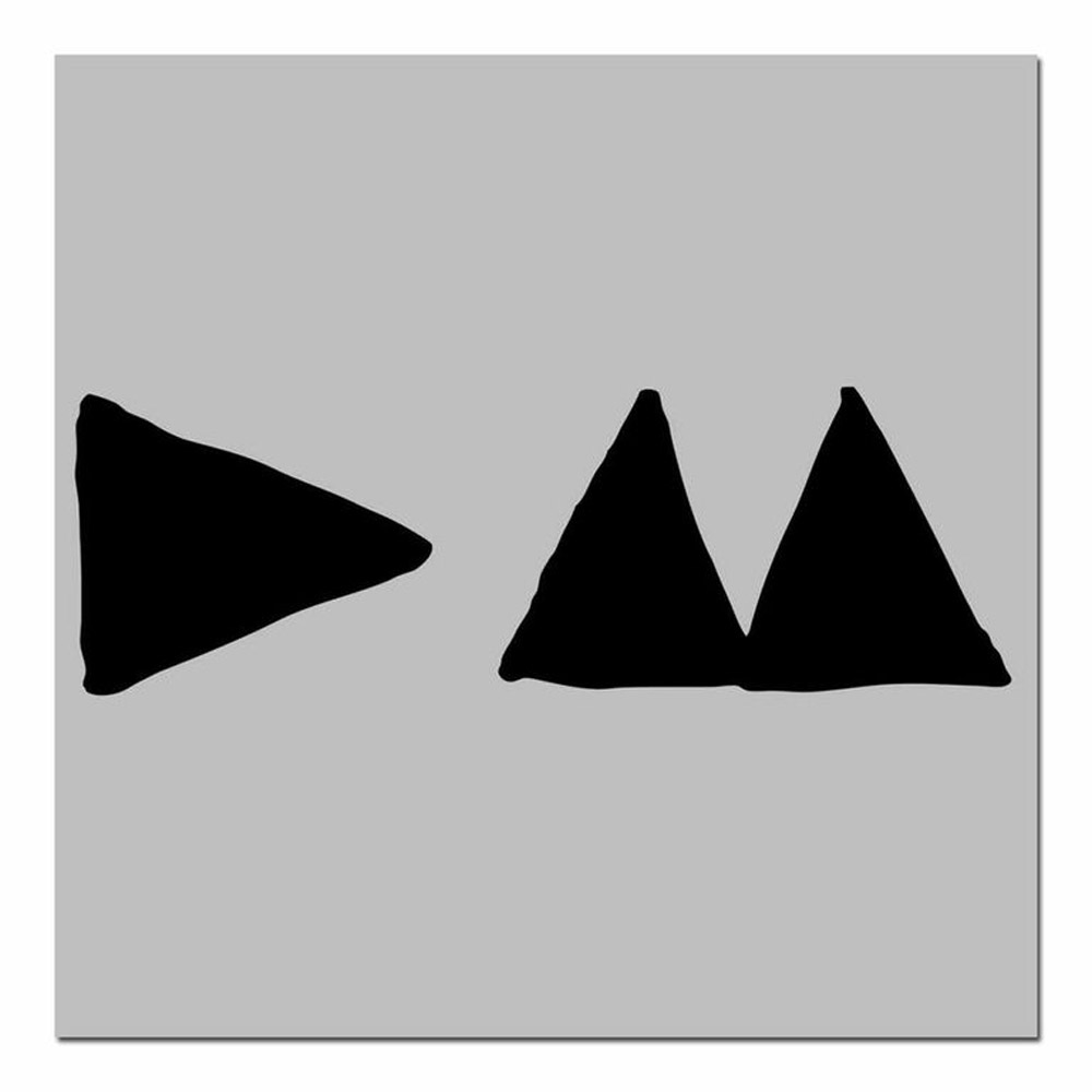 Depeche Mode Logo 2013 Delta Machine Official Program