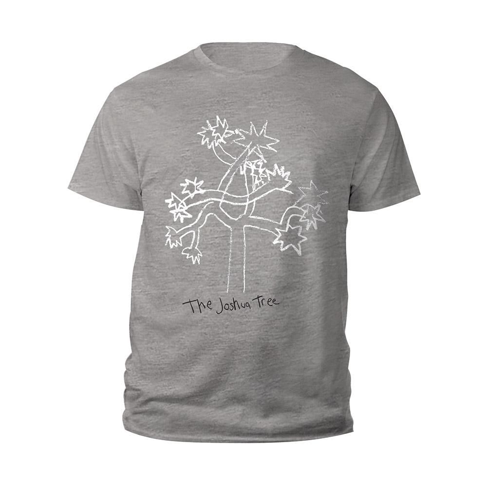 Black flag t shirt europe - U2 The Joshua Tree Grey Kids T Shirt
