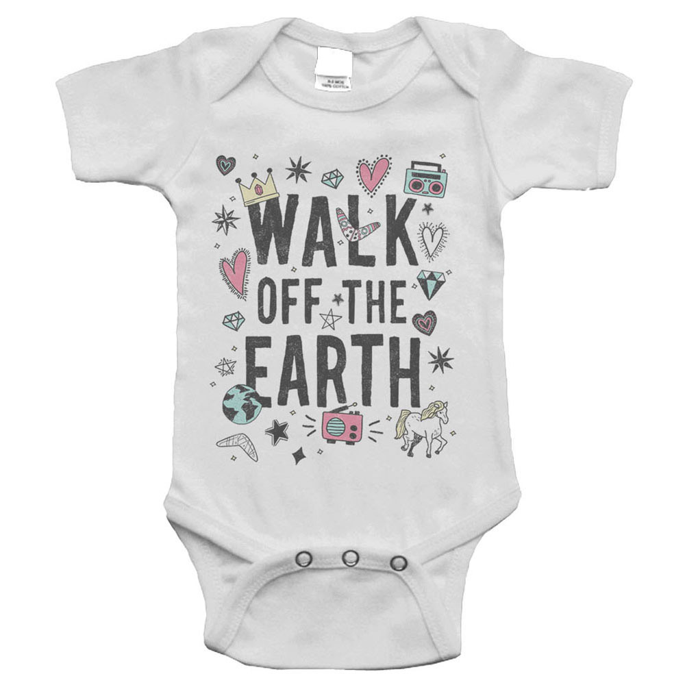 4a61c5733 Walk Off The Earth Official Store | Walk Off the Earth Babies Onesie