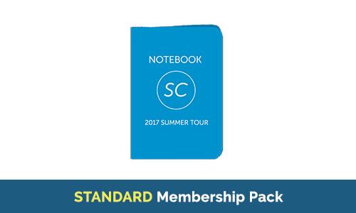 Standard Membership Pack