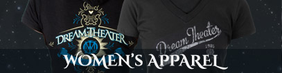 Dream Theater Womens