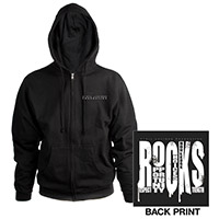 R.O.C.K.S Zip-Up Hooded Sweatshirt