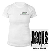 R.O.C.K.S/LymeLight Foundation Women's Tee