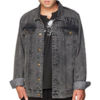 WAKE UP Denim Jacket