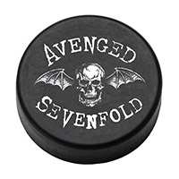 Deathbat Hockey Puck
