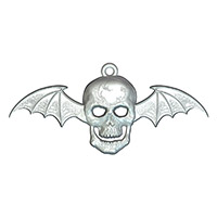 Deathbat Ornament