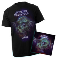The Stage Tee & CD