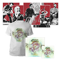 The Stage Deluxe Cd, Vinyl, Tee & Serigraph Set