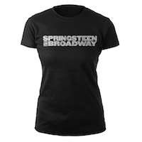 Springsteen on Broadway Women's Tee