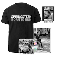 Born To Run + Chapter & Verse Bundle