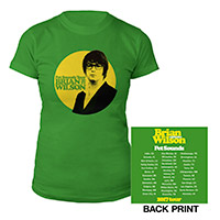 Pet Sounds Portrait Ladies Tee