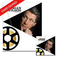 Playback: Brian Wilson Anthology CD & Hand Signed Litho