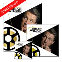 Playback: Brian Wilson Anthology CD, Vinyl & Hand Signed Litho