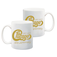 Chicago 50th Anniversary Mug