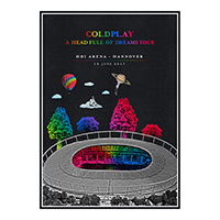 European #AHFODTOUR Poster Hannover 2017