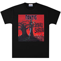 Danzig Dethred Sabaoth T-Shirt