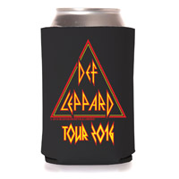 Triangle Logo Tour Coozie