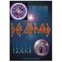 Def Leppard - Visualize / Video Archive (2001) DVD