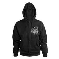 Rhythm Nation Zip Hoody