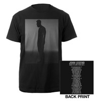 John Legend Official Made To Love Tour Tee