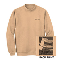 Jay-Z 4:44 Paris Crewneck Sweatshirt*