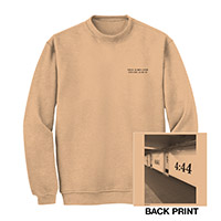 Jay-Z 4:44 Brooklyn Crewneck Sweatshirt*