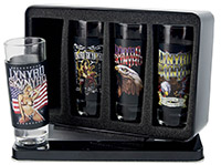 4-Pack Shot Glass Set