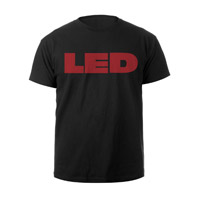 Youth LED ZEP Black T-Shirt