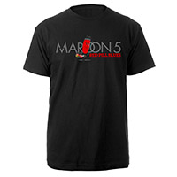 Pre-Order Maroon 5 Red Pill Blues Tee*