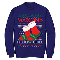 Pre-Order Maroon 5 Ugly Christmas Sweater*