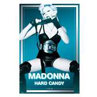 Official Hard Candy Lithograph. Limited Collector's Edition 1/500