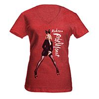Madonna Full length photo tee