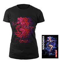 Rebel Heart Blu Ray/CD & Ladies Tee