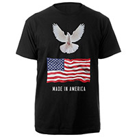 Dove Flag Made in America Tee
