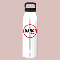 MAC MILLER DANG! LIBERTY WATER BOTTLE