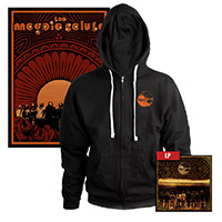 Double LP, Hoodie, and Poster Bundle