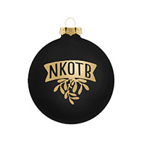 NKOTB Ornament