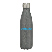 Logo Stainless Steel Water Bottle