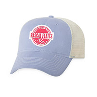 Riot Tour Pale Blue Trucker Hat