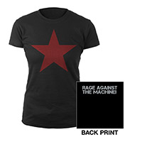 Red Star Women's Tee