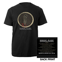 Classic Quill Itinerary Tee
